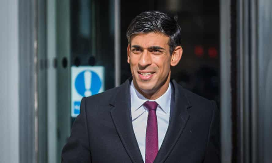 Rishi Sunak was speaking the morning after he delivered the budget.