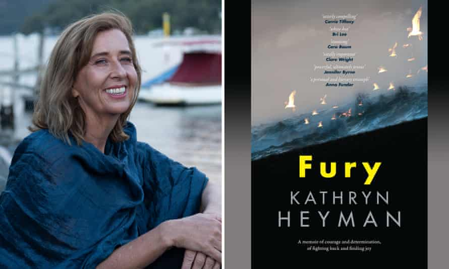 Kathryn Heyman and her new memoir Fury, out May 2021