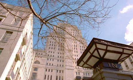 Senate House, University of London.