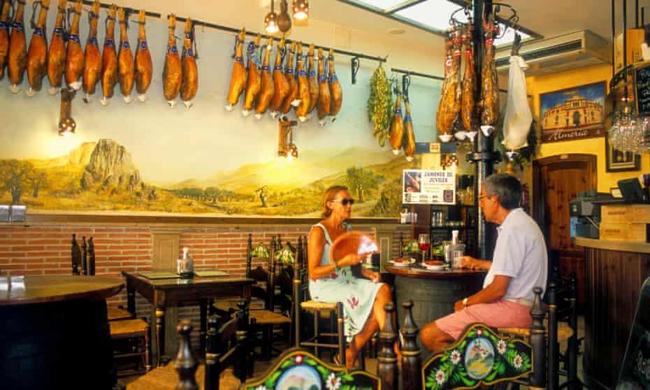 Bodega las Botas, Almeria. Andalucia, Spain.