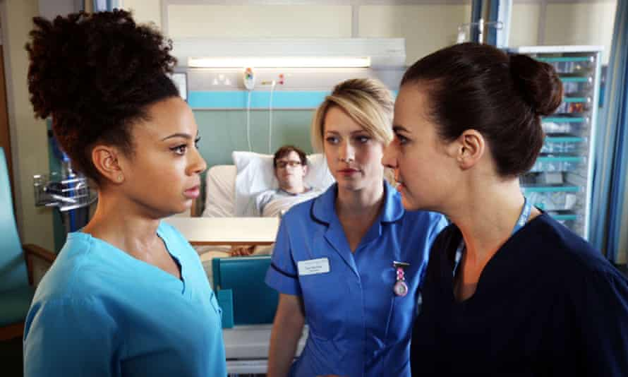 The Sun reported that the BBC advertised two junior scriptwriting roles on Holby City as available only to people from 'ethnic minority backgrounds'.