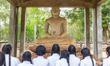 Samadhi Buddha, Anuradhapura, Sri Lanka