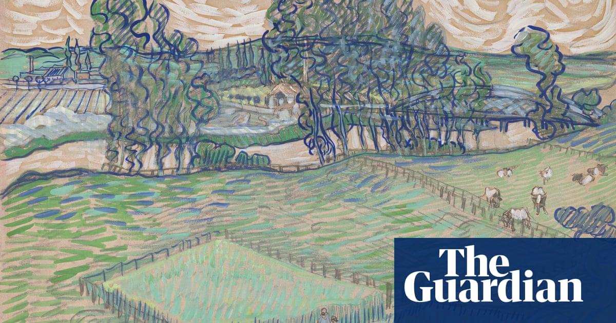 Van Gogh Watercolour Not As Dreary As It Looks Tate