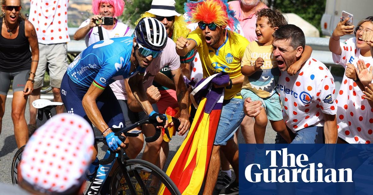 Tour de France fans – in pictures