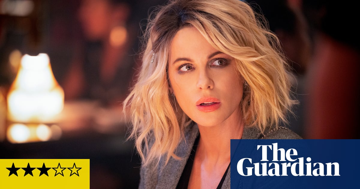 Jolt review – Kate Beckinsale's furious heroine is electrically entertaining