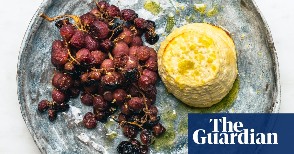 How to make the most of past-their-best grapes – recipe