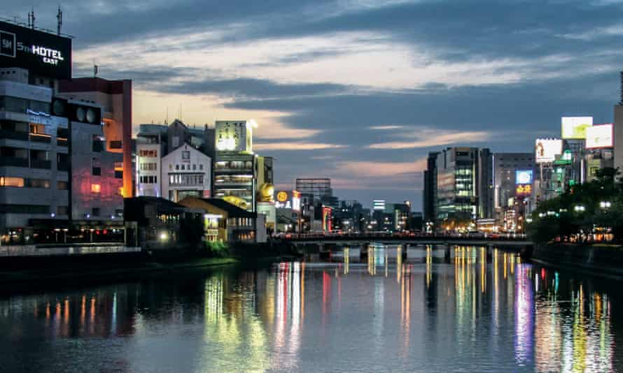 Fukuoka: 'no town in Japan is more dedicated to ramen'