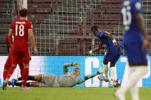 Bayern Munich v Chelsea: Champions League last 16, second leg – live! | Football