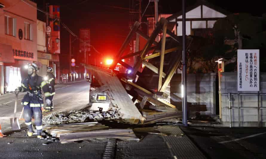 Image result for JAPAN EARTHQUAKE FUKUSHIMA 2021 7.1