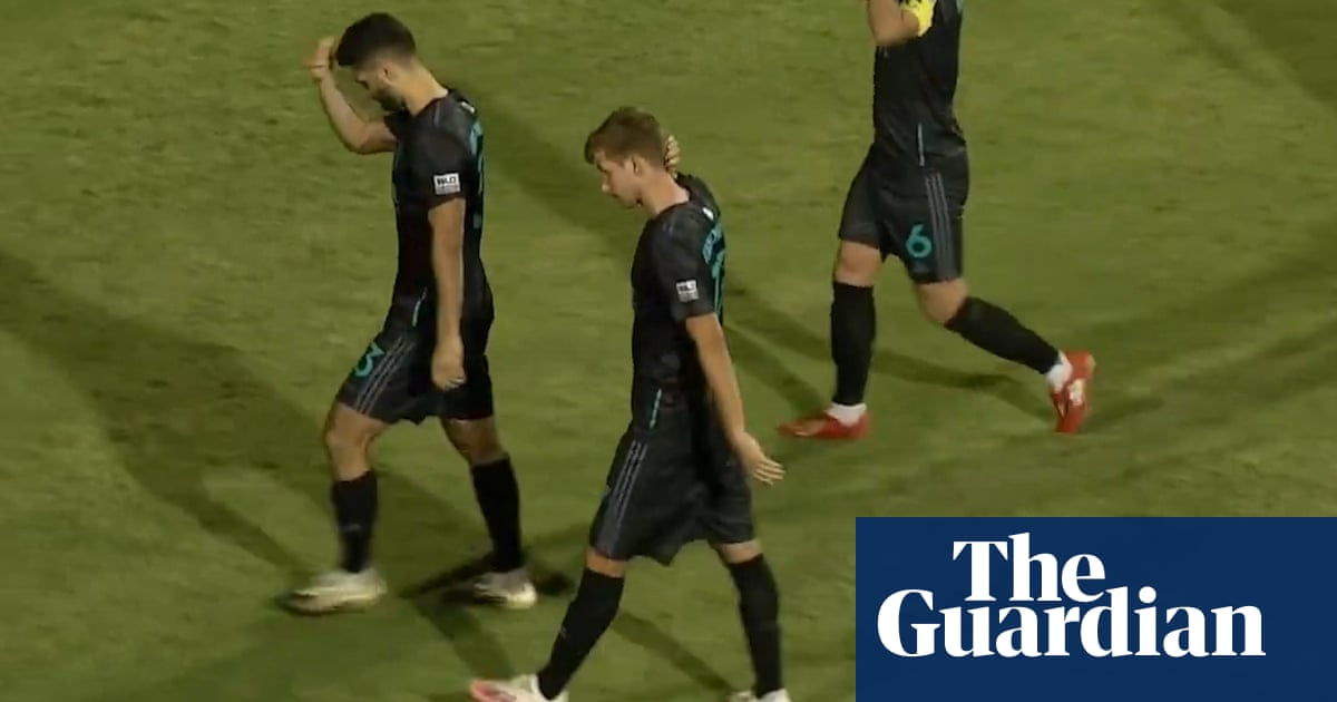 San Diego Loyal manager proud of walk-off over alleged homophobic abuse