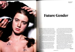 Aperture's winter 2017 Future Gender issue.