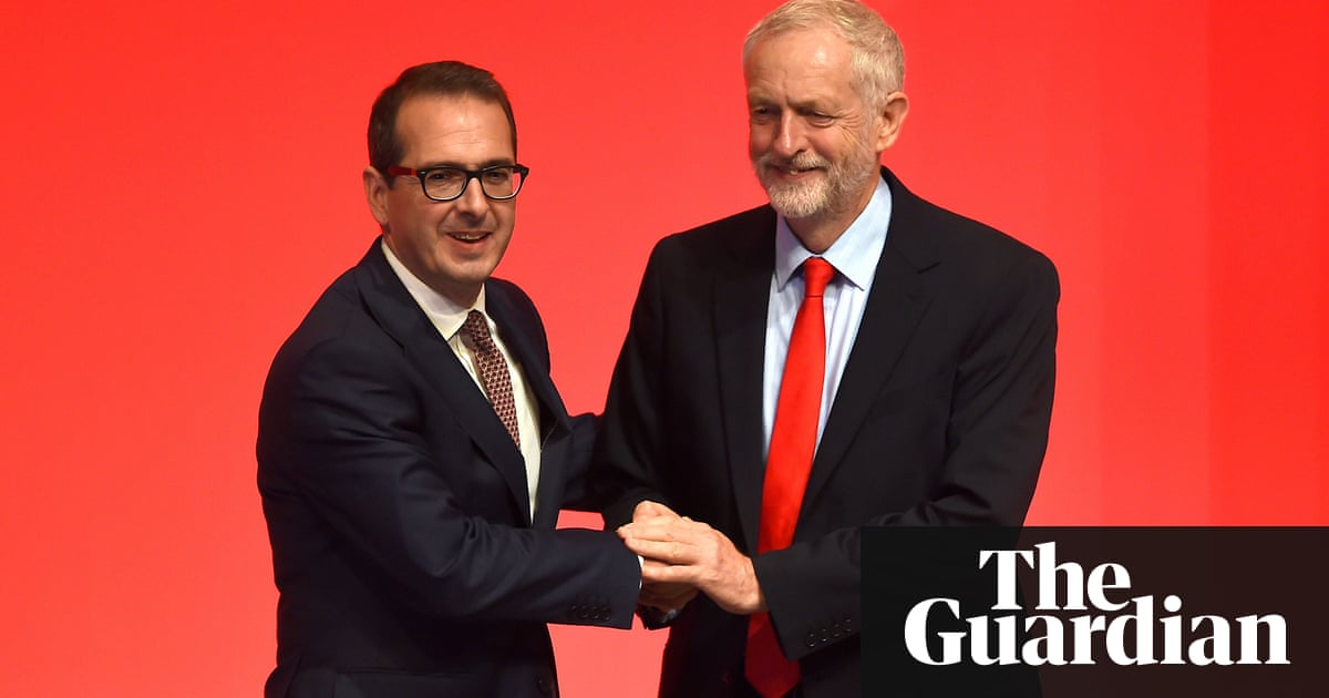 Owen Smith sacked from Labour party frontbench