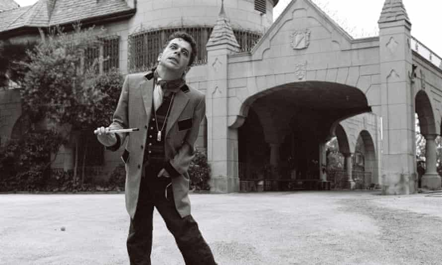 'It's OK to be rude or common in our art' … Ian Dury.