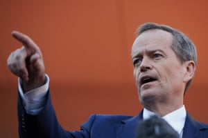Leader of the Opposition Bill Shorten at a press conference after visiting an Aboriginal health centre in Campbelltown as part of the 2016 election campaign in the federal seat of Macarthur in the Sydney suburb of Campbelltown, Friday, July 1, 2016.
