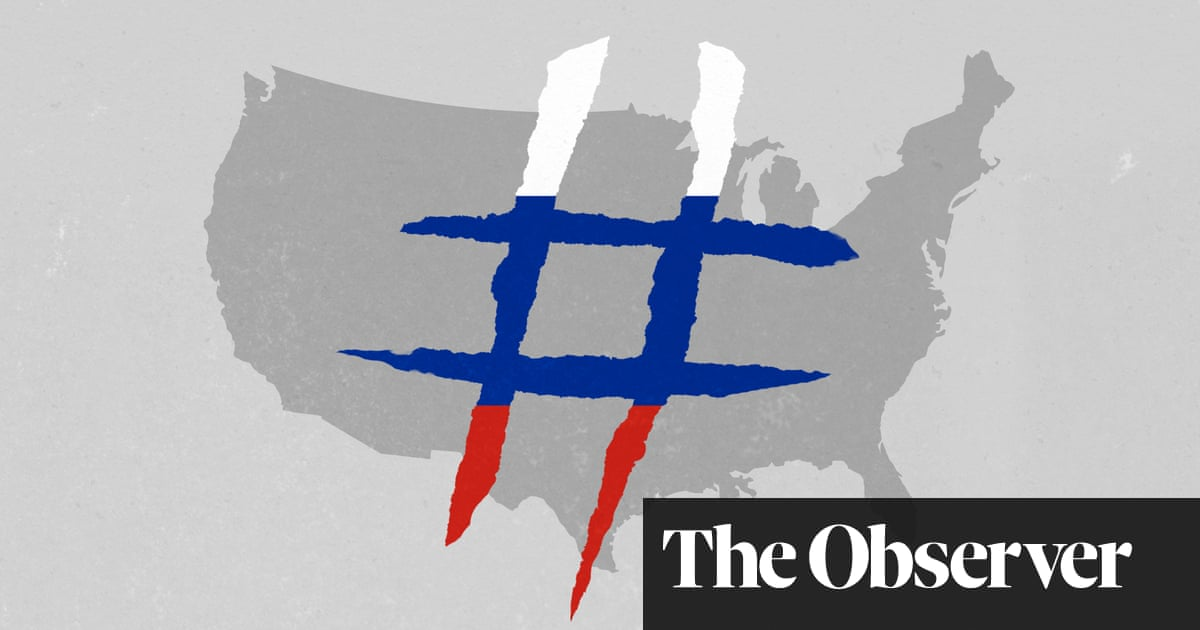 How Russia used social media to divide Americans | US news