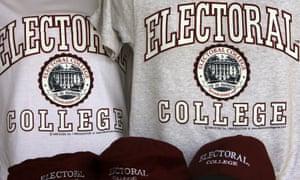 electoral college sportswear