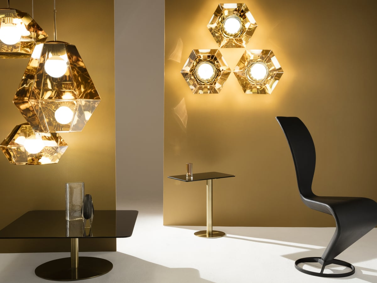 The Bright Stuff A Guide To Interior Lighting Interiors The Guardian