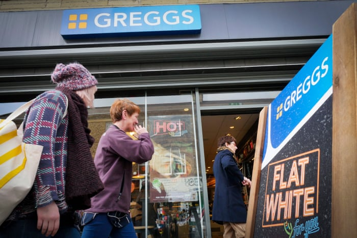 How Greggs Conquered Britain Nobody Can Quite Believe How Well It