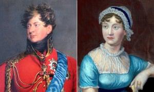 One of Jane Austen's earliest buyers revealed as Prince