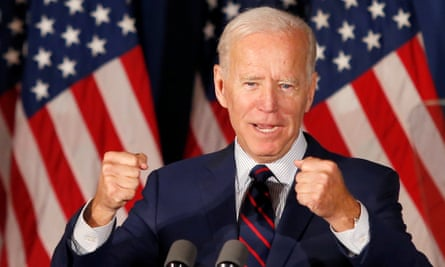 You Have To Respond Forcefully Can Joe Biden Fight Trump S Brutal Tactics Us Elections 2020 The Guardian