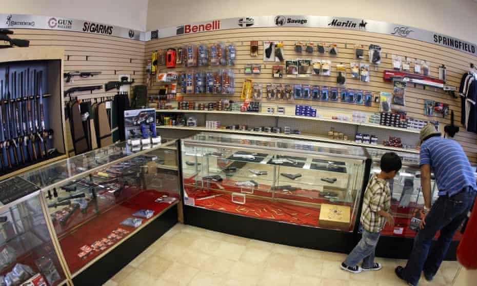 California gun control ballot San Bernardino shooting