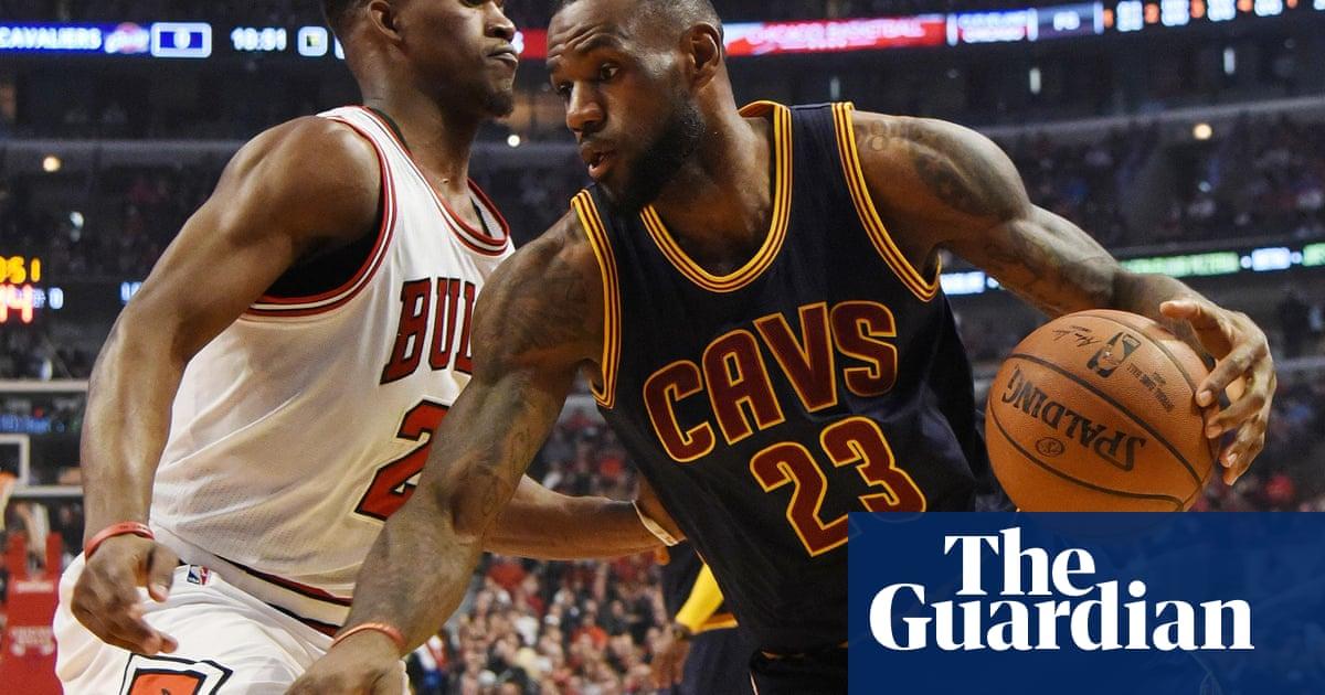 0fa4d0601 Jordan v LeBron: cross-generational debates lay our emotional biases bare    Sport   The Guardian