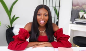 Patricia Bright, the YouTuber and influencer behind Caught Off Guard.