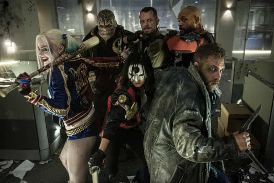 SUICIDE SQUAD (2016) MARGOT ROBBIE, ADEWALE AKINNUOYE-AGBAJE, JOEL KINNAMAN, WILL SMITH, KAREN FUKUHARA, JAI COURTNEY DAVID AYER (DIR) MOVIESTORE COLLECTION LTDFECMHR SUICIDE SQUAD (2016) MARGOT ROBBIE, ADEWALE AKINNUOYE-AGBAJE, JOEL KINNAMAN, WILL SMITH, KAREN FUKUHARA, JAI COURTNEY DAVID AYER (DIR) MOVIESTORE COLLECTION LTD