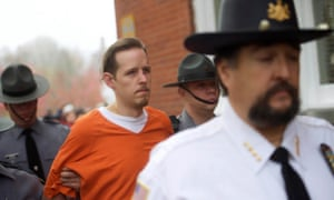 Eric Frein appears in court after US marshals capture