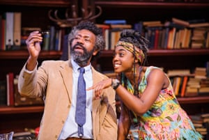 A revival at the Minerva theatre, Chichester, in 2015 'uncovers a potential star in Lashana Lynch', wrote Michael Billington. She played Rita opposite Lenny Henry