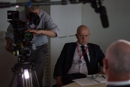 Journalist John Silvester