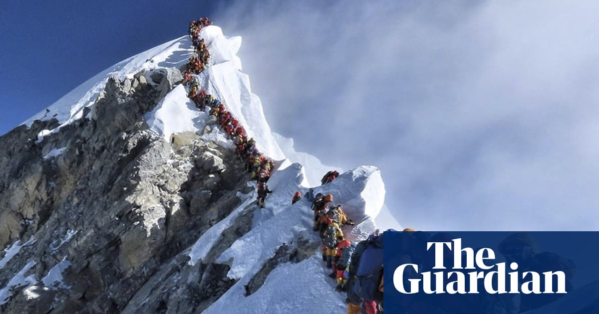 We are in an epidemic: Adrian Hayes on how social media magnifies climbings danger