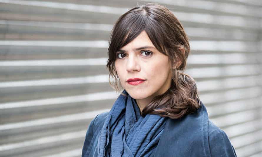 Valeria Luiselli, the 2020 winner of the Rathbones Folio prize.