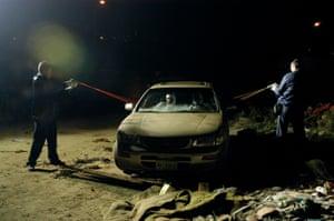 <strong>From the series Violence in Tijuana: Tijuana, Baja California, 2009</strong>