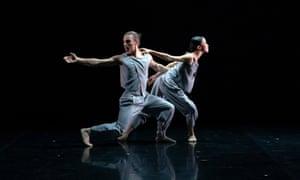 Northern Ballet in Mlindi Kulashe's Mamela.