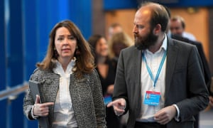 Fiona Hill and Nick Timothy are among Theresa May's closest advisers.