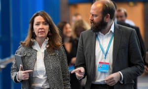 Fiona Hill and Nick Timothy, Theresa May's joint chiefs of staff