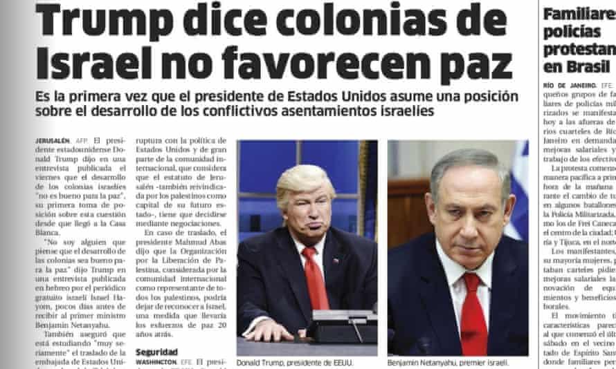 El Nacional story
