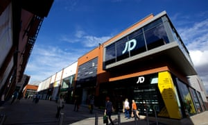 JD Sports seemed to be well on its way out only as recently as December.
