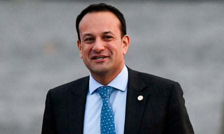 Ireland's prime minister, Leo Varadkar, said on Wednesday that 'progess is being made'.