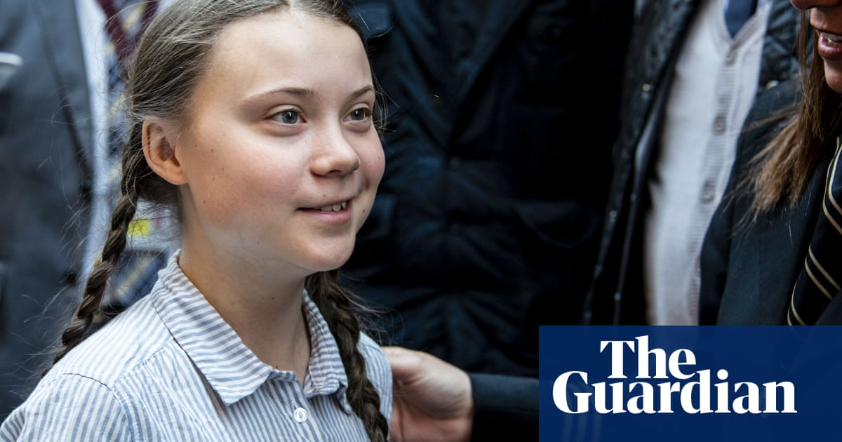 Greta Thunberg hopes to join climate protests during London visit