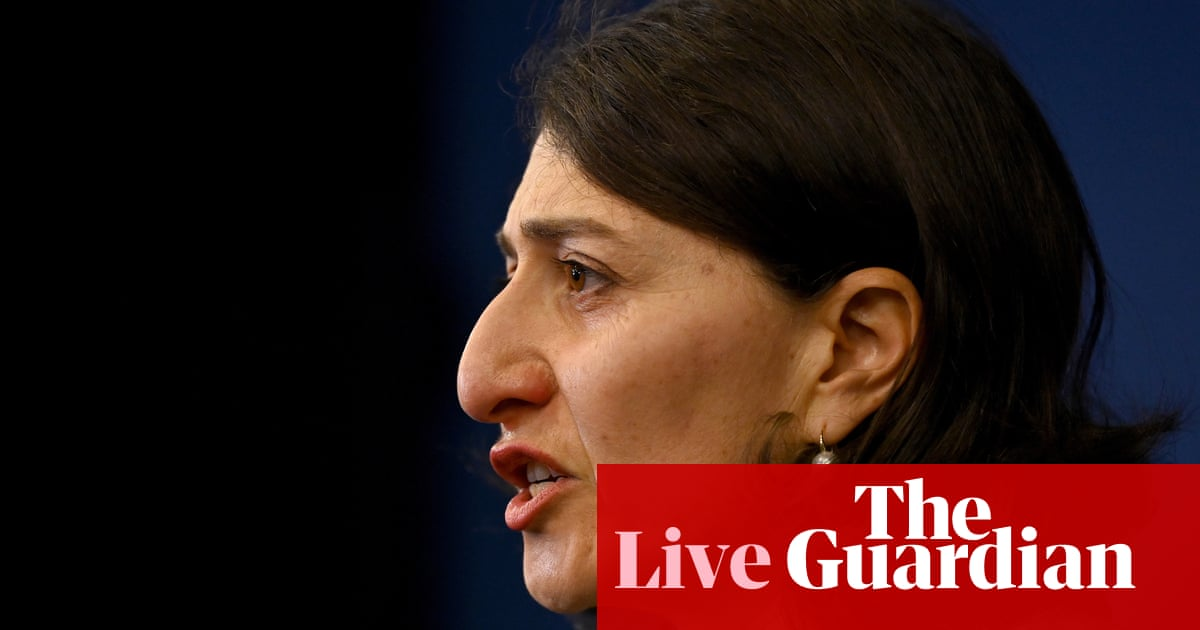 Australia live news update: Gladys Berejiklian to front NSW Icac hearing; Melbourne, ACT lift more Covid restrictions