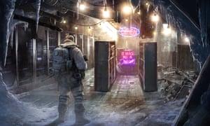 Dark bargains … Wasteland 3.