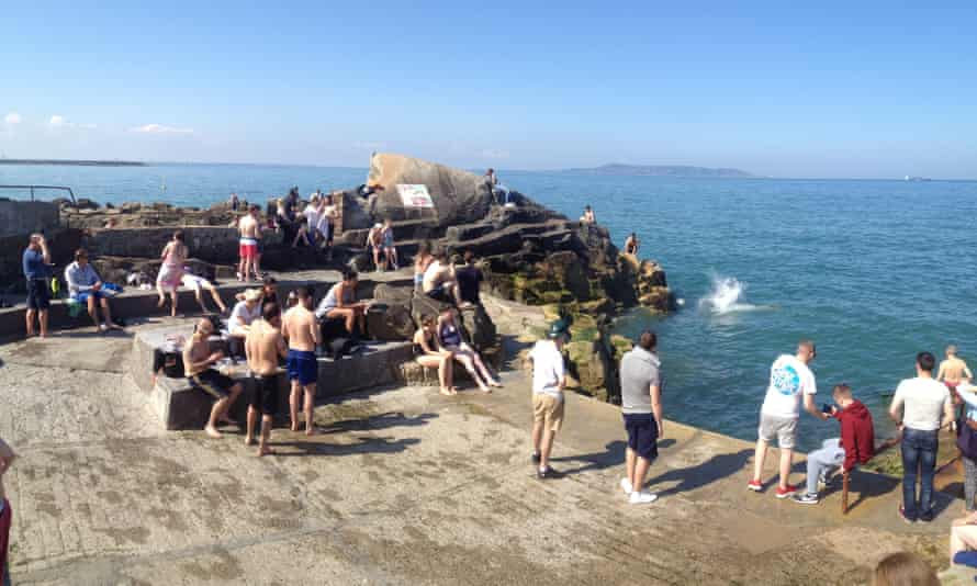 The Forty Foot, Dublin