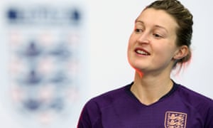 Ellen White, who scored six goals in the World Cup, has returned for Manchester City after a knee injury as England look ahead to Euro 2021.