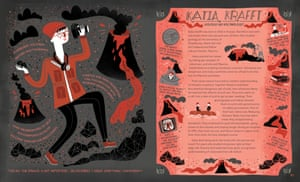 Rachel Ignotofsky's Women In Science – 50 Fearless Pioneers Who Changed the World