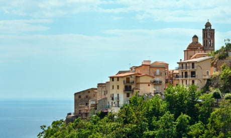 On Calabria's coast a fairytale village awakes from its slumber