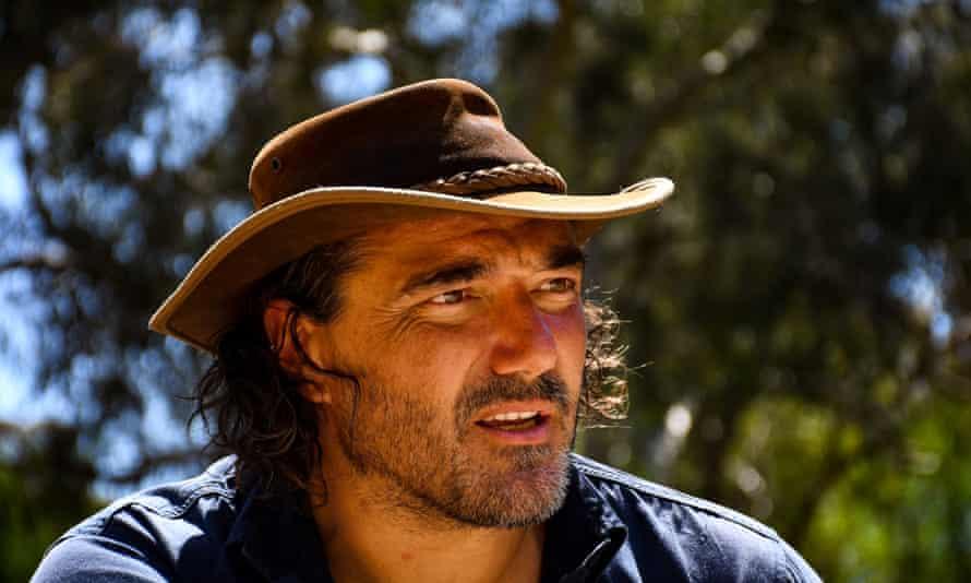 Geographer Dr Michael Shawn Fletcher