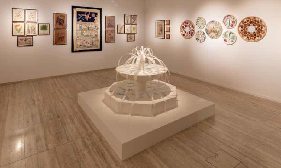 Making Paradise, Aga Khan Gallery exhibition