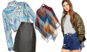 Four seasons in one day ... Guardian fashion pick their top multi-season looks.